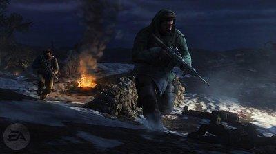 Тихие ночи в Medal of Honor