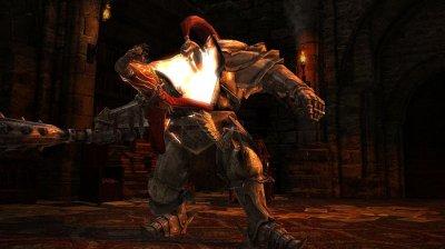 Роль Кодзимы для игры Castlevania: Lord of Shadow + скриншоты