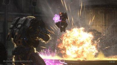 Скриншоты персонажей из бета-версии Halo: Reach