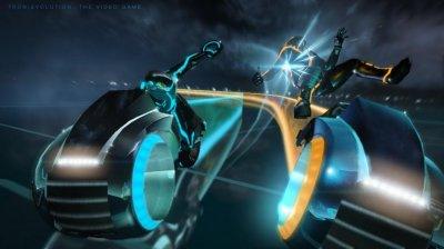 Скриншоты Tron Evolution