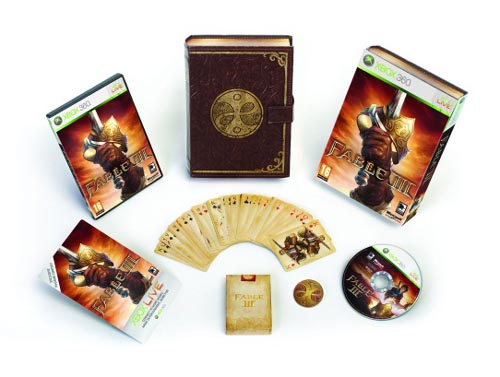 Fable 3 подтверждён для PC, анонс Limited Collector's Edition