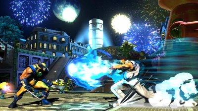 Скриншоты Marvel Vs. Capcom 3