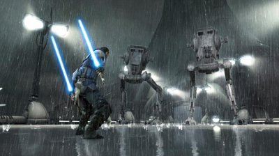 Скриншоты Star Wars: The Force Unleashed 2