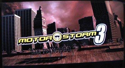 Проект MotorStorm 3 засветился