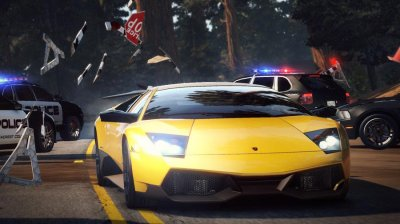 Анонс и трейлер Need for Speed: Hot Pursuit