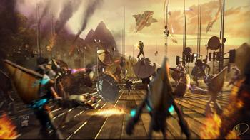 Новое геймплейное видео Halo: Reach