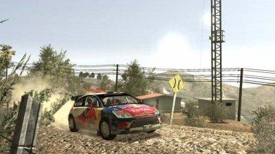 Дата выхода World Rally Championship + скриншоты
