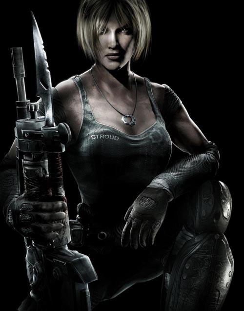 Превью Gears Of War 3