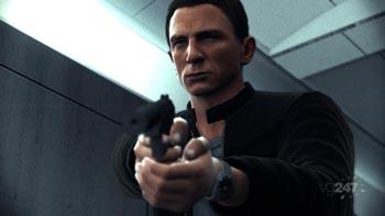 Вступительное видео James Bond 007: Blood Stone