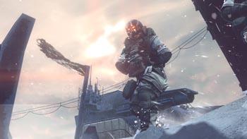 Еще немного об управлении и подзагрузке уровней в Killzone 3