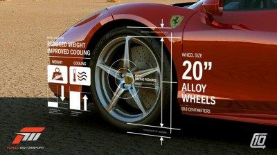 Видео и скриншоты Forza Motorsport 4