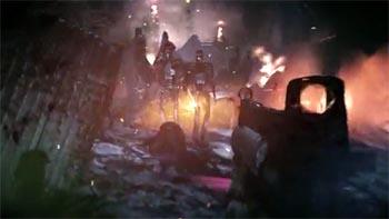 Видео шутера FPS Terminator