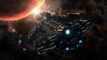 Новое видео StarCraft 2