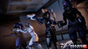 Mass Effect 2: новое дополнение Lair of the Shadow Broker