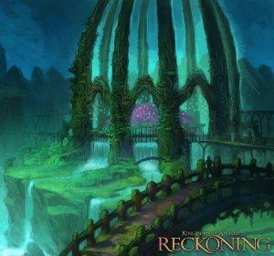 Дебютное видео, скриншоты и арты Kingdoms of Amalur: Reckoning