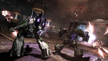 Первое дополнение для Transformers: War for Cybertron