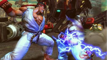 Анонс проектов Street Fighter x Tekken и Tekken x Street Fighter