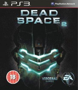 Финальный бокс-арт Dead Space 2