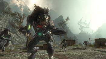 Трейлер посвященный одиночной компании Halo: Reach