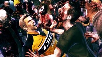 Dead Rising 2: Много зомби на экране - зло