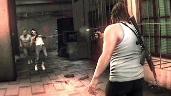 Kane & Lynch 2: Разговоры и стрельба