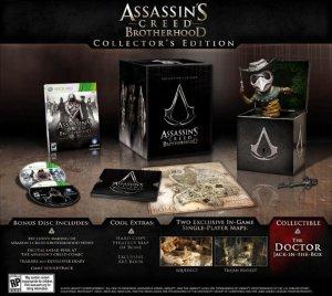 Специальное издание Assassin's Creed: Brotherhood