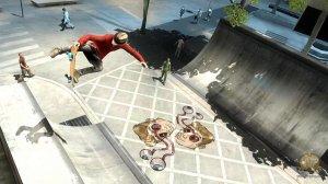 Видео и скриншоты Shaun White Skateboarding