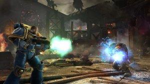 Warhammer 40K: Space Marine выйдет на PC + скриншоты