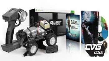 Коллекционные издания Call of Duty: Black Ops