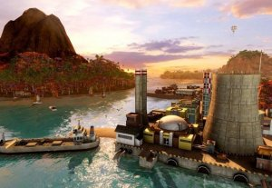 Анонсирована Tropico 4 + скриншоты