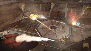 Видео и скриншоты Red Faction: Battlegrounds
