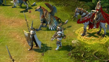 Скриншоты и тизер Heroes of Might and Magic 6