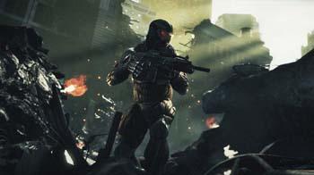 Геймплей мультиплеера Crysis 2