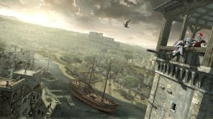 Новое видео и скриншоты Assassin's Creed: Brotherhood