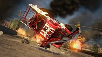 Новые скриншоты Motorstorm: Apocalypse