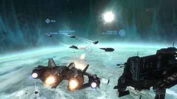 Брайан Жерар: Reach - ориентир для будущих игр серии Halo