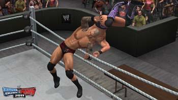 Дата выхода и видео WWE Smackdown vs. RAW 2011