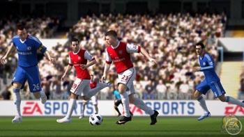 EA: У FIFA 11 будут большие преимущества перед PES 11