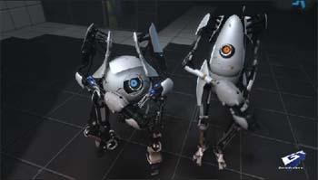 Portal 2: Кооперативное прохождение