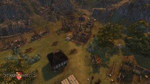 Локации из Stronghold 3