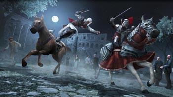 Новое геймплейное видео Assassins Creed: Brotherhood
