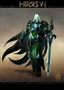Арты проекта Might & Magic: Heroes 6