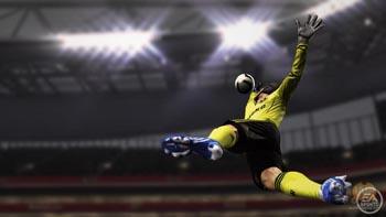 Новое геймплейное видео FIFA 11