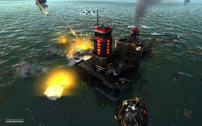 Анонс игры OilRush + видео и скриншоты
