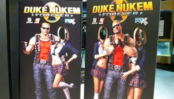 Анонсирован Duke Nukem Forever + видео