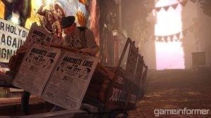 Три новых скриншота BioShock: Infinite
