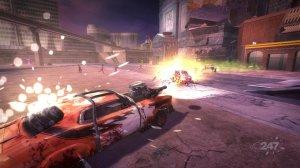 Blood Drive официально анонсирован (первые скриншоты)
