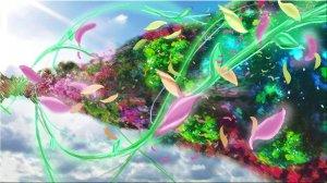 Новые скриншоты и видео Child of Eden