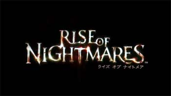 Анонс Rise of Nightmare + дебютное видео
