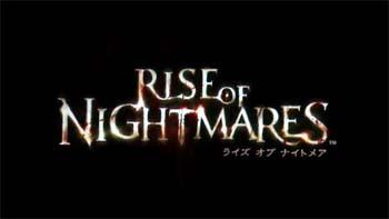 Анонс Rise of Nightmare + дебютное видео